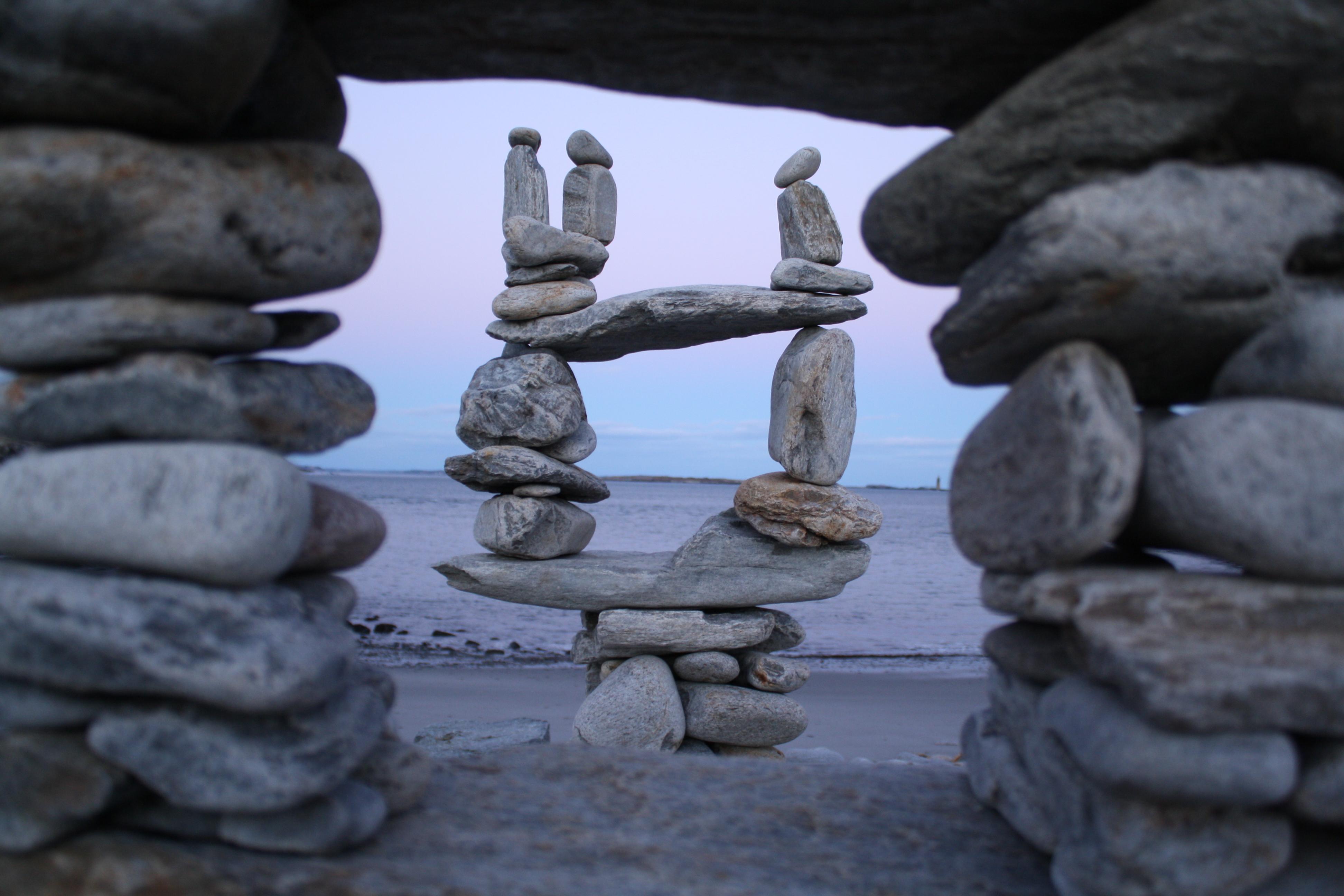 framed frame   I Stack Rocks